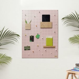 Pegboard - Pink save 20%