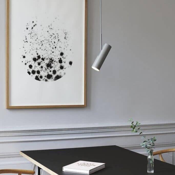MIB Pendant Light - Grey