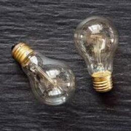 Filament Light Bulb - Pear Shape