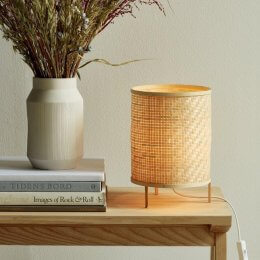 Nature Table Lamp