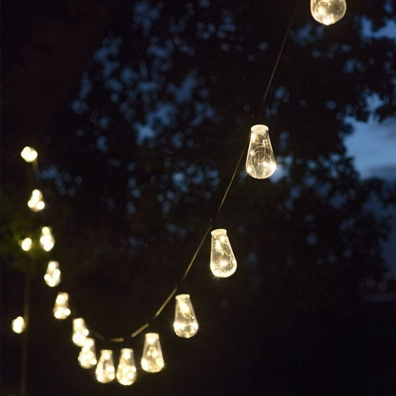 Festoon Outdoor Squirrel Lights - save 15%