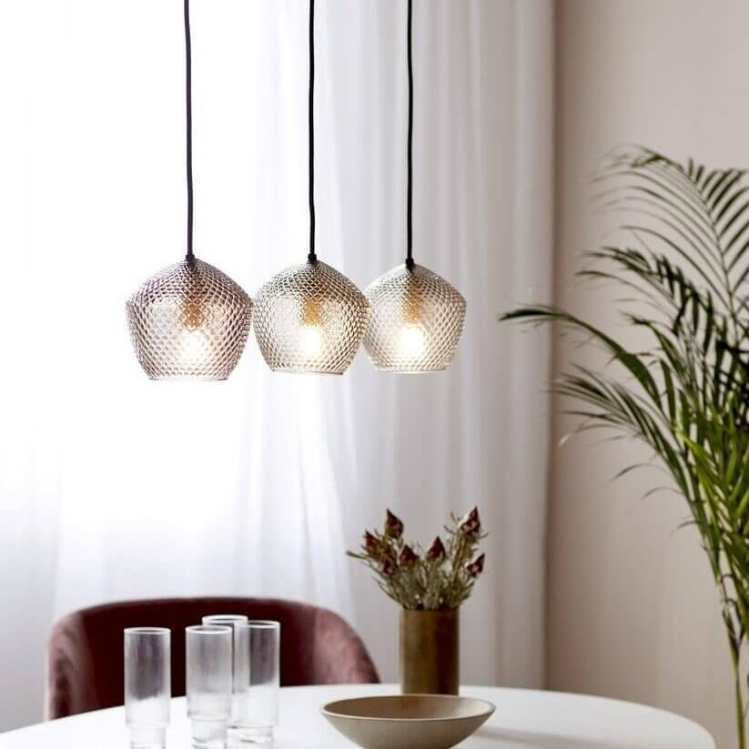 Leonardo Trio Pendant Light
