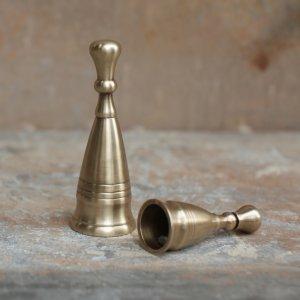 Indiko Bell - Brass SAVE 50%