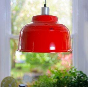 Cafe Light - Red