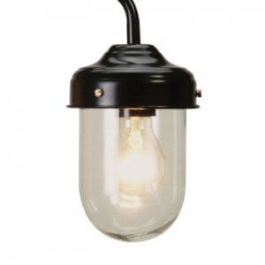 Replacement Barn Light Glass