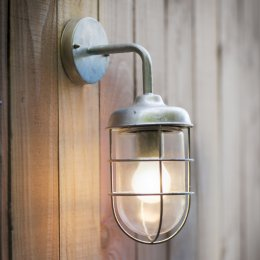 St Ives Galvanised Harbour Light - save 15%