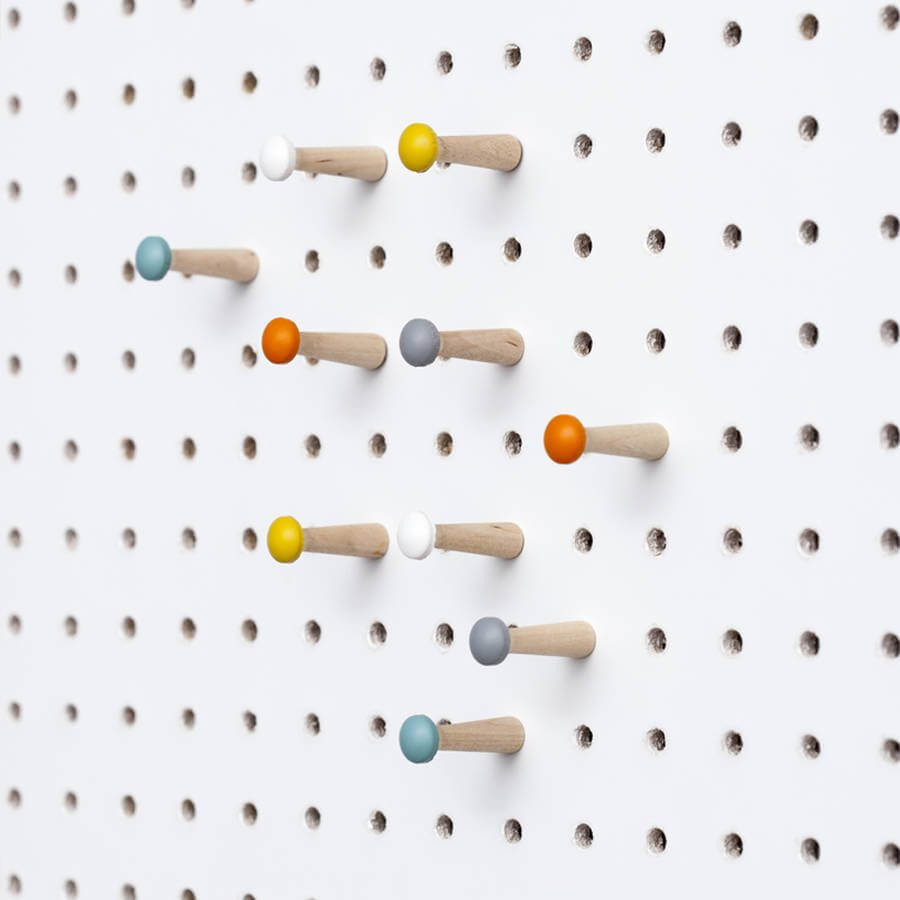 Pegboard - Extra Coloured Pegs save 30%