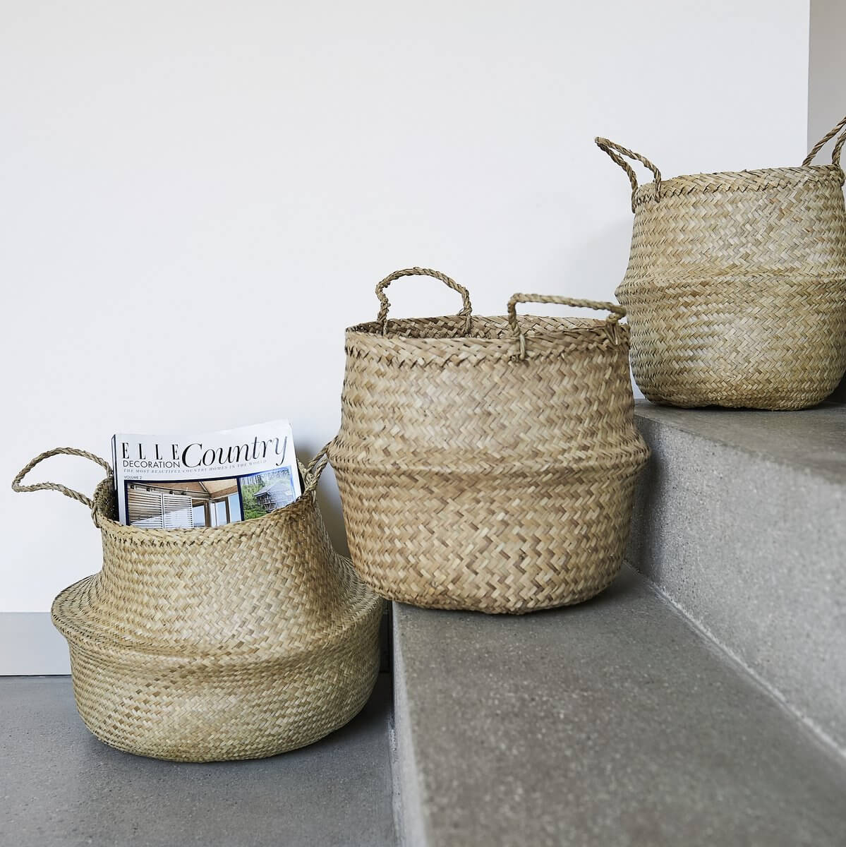 Seagrass Baskets - SAVE 15%