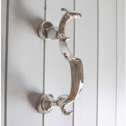Doctor's Door Knocker - Nickel