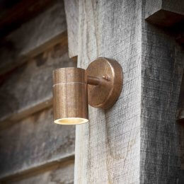 Down Light - Raw Copper SAVE 15%