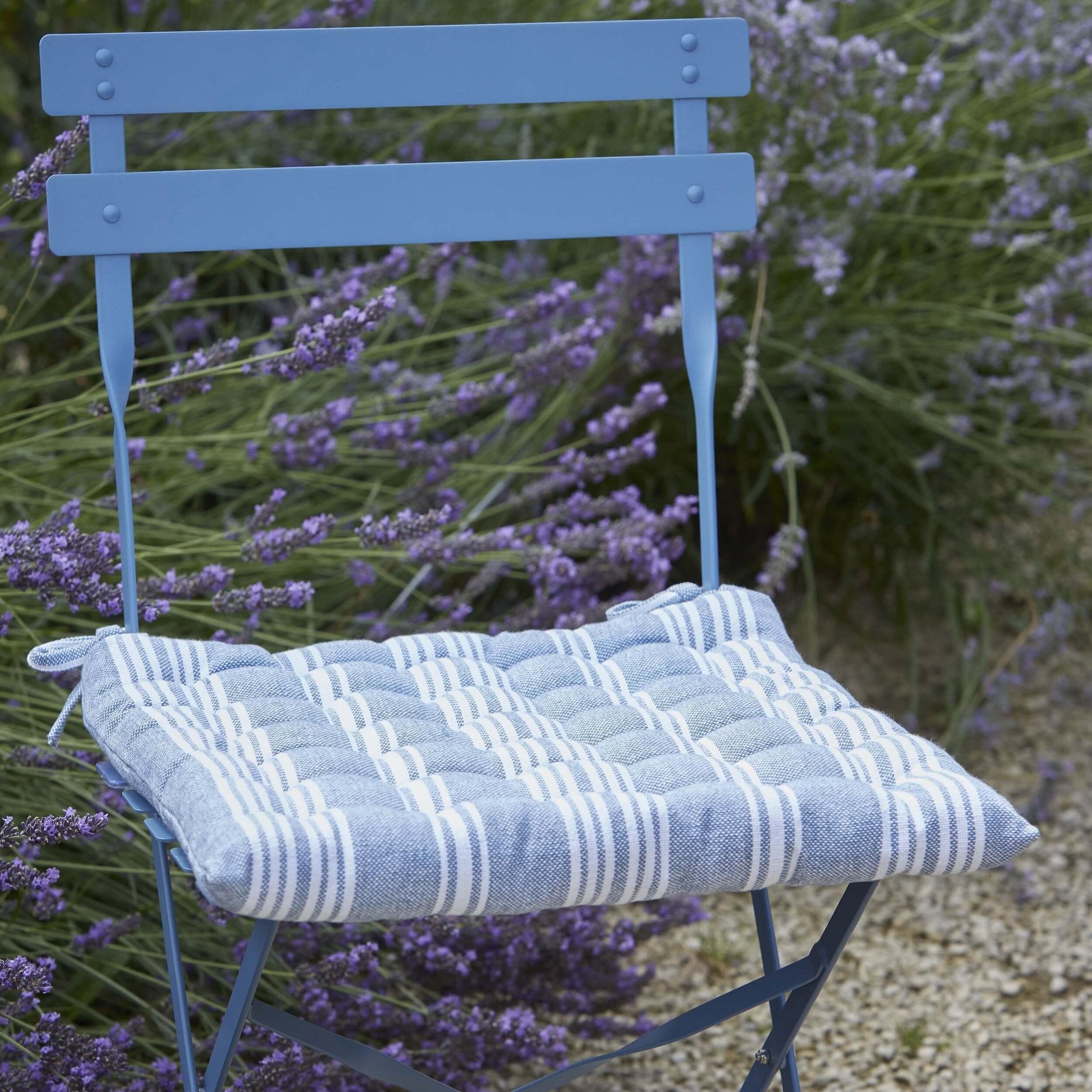 Striped Seat Pad - save 20%