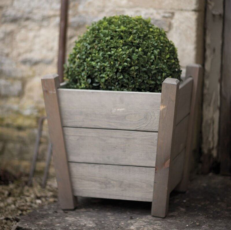 Tapered Spruce Planter - Small
