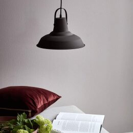 Archie Pendant Light - Black