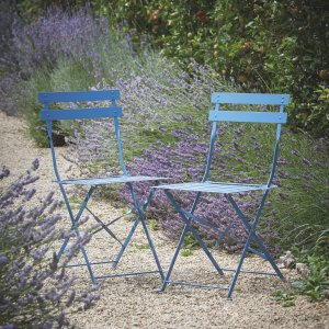 Set of 2 Metro Bistro Chairs