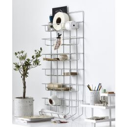 Wire Shelf Rack - save 40%