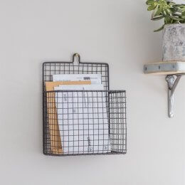 Wirework Letter Holder