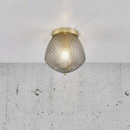 Leonardo Flush Ceiling Light