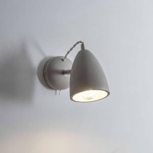 Concrete Wall Light