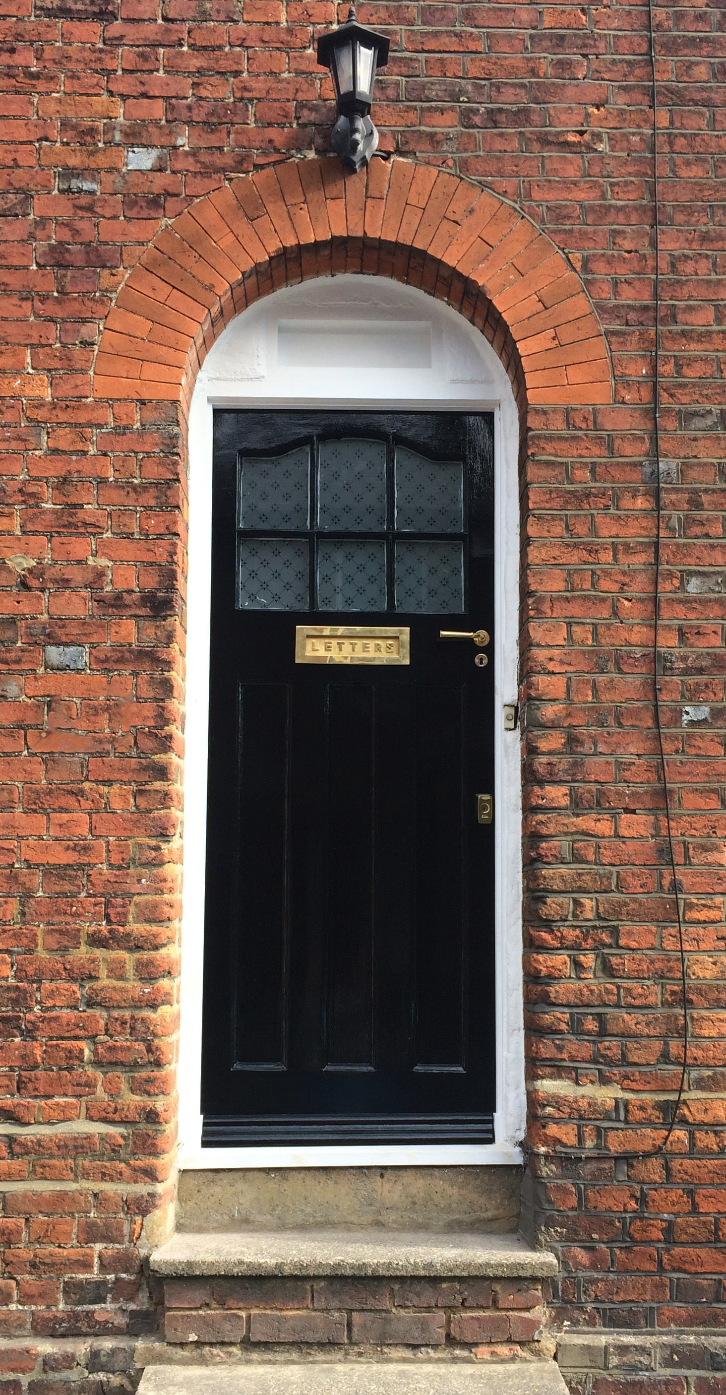 A Hertfordshire Front Door