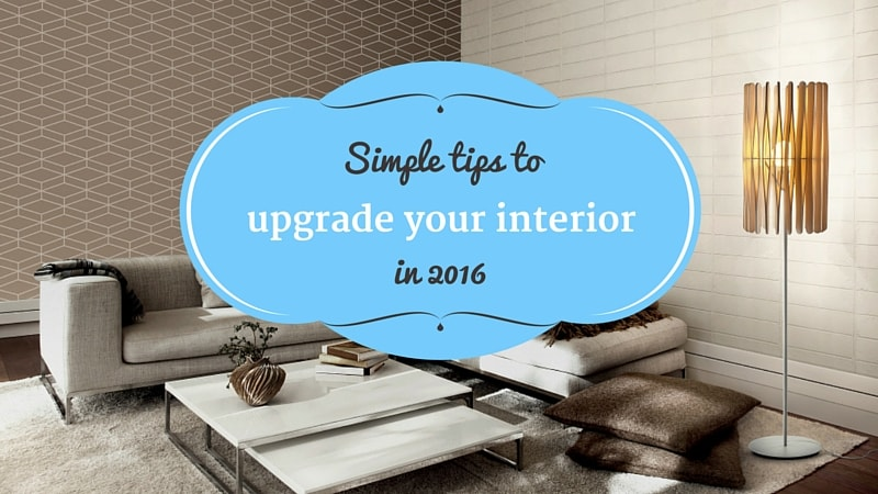 Upgrade interiors 2016