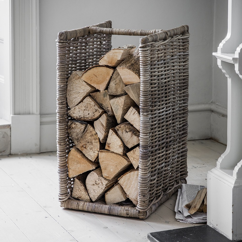 Bembridge log holder