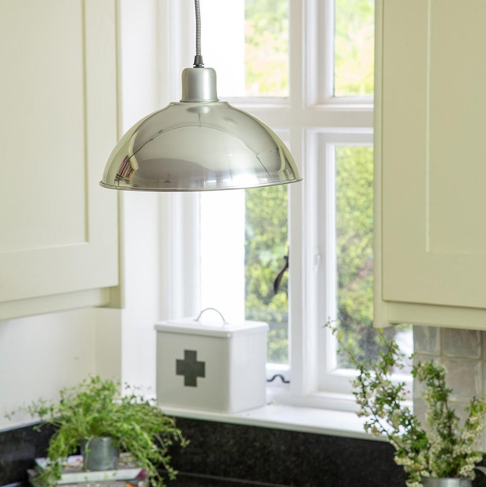 Basin lamp