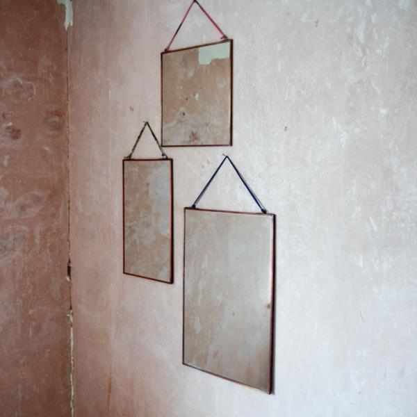 Copper Mirrors
