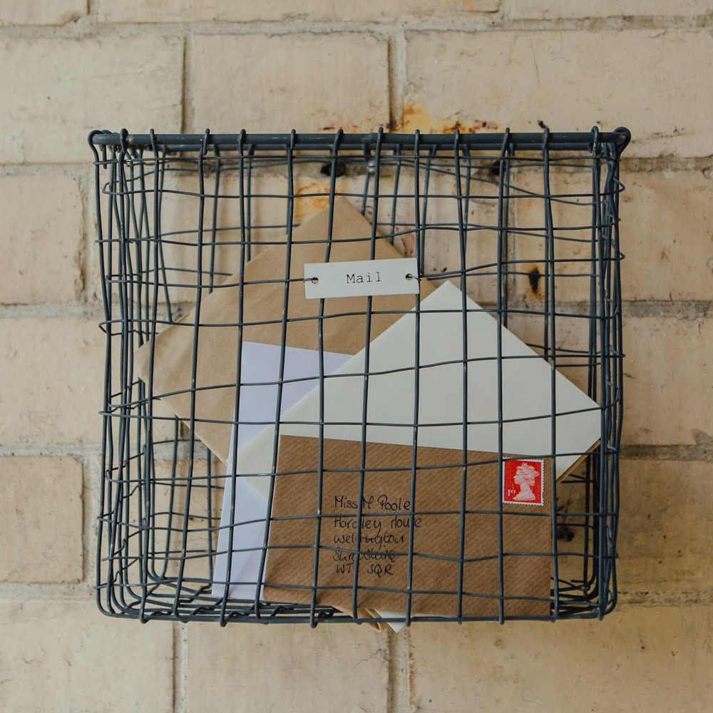 Mail basket