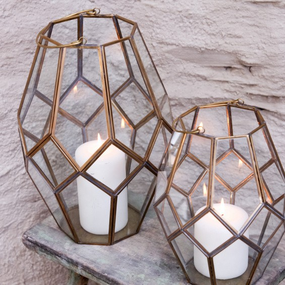 Mohani Brass Lantern