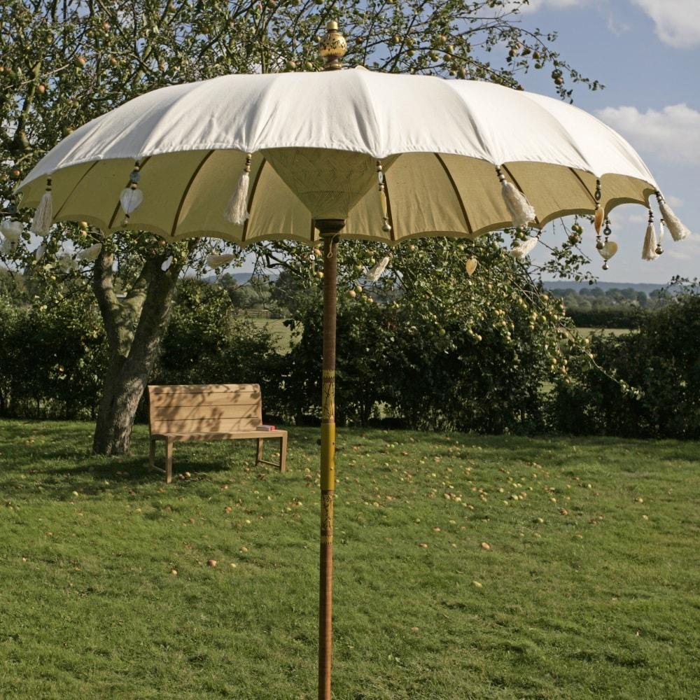 Hen and Hammock parasol