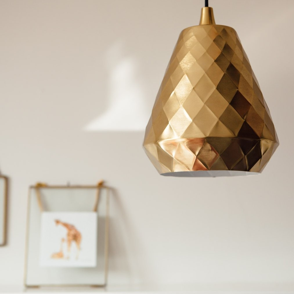Aston Gold Pendant Light